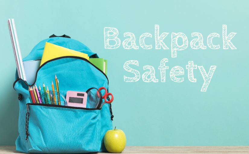 How to Prioritize Backpack Safety This School Year